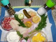 Emdener Pann-Fischfilet mit Matjes - Rezept - Bild Nr. 7690