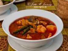 Thailändisches Red Chicken Curry - Rezept - Bild Nr. 7690