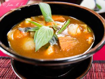 Rezept: Gemüsecurry aus Malaysia