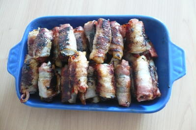 Chorizo Datteln - Rezept - Bild Nr. 7699