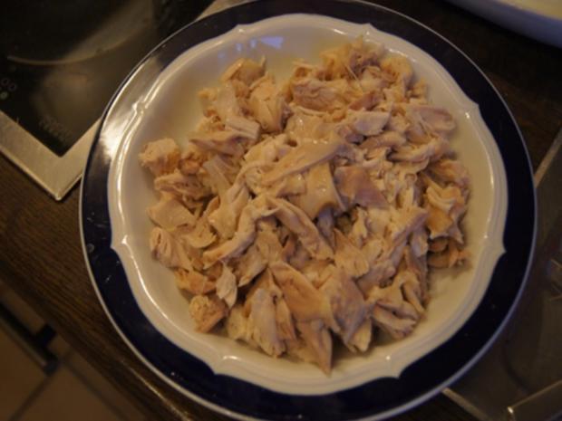 Hühner-Gemüse-Suppe XXL - Rezept - Bild Nr. 8