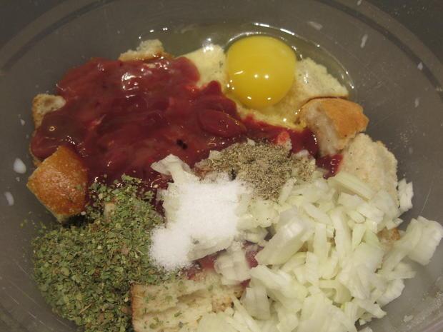Geflügel: Hühnerleberknödel, kross gebraten - Rezept - Bild Nr. 7712