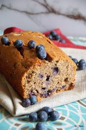 Blaubeer-Hirse-Kuchen - Rezept - Bild Nr. 2
