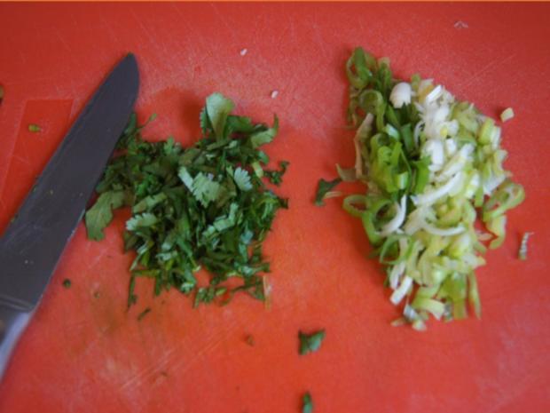 Chili con Carne mit pikanten Dip - Rezept - Bild Nr. 16