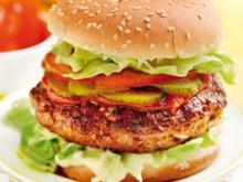 Mein Hamburger - Rezept - Bild Nr. 7712