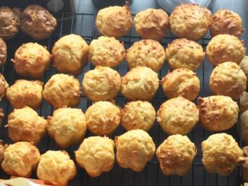 Lockerleichte Käsemuffins - Rezept - Bild Nr. 7714