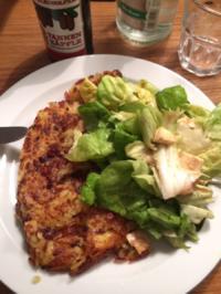 Echte Berner Rösti mit Salat - leckerer Genuss aus der Schweiz - Rezept - Bild Nr. 7736