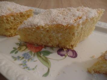 Ingwer-Grießkuchen - Rezept - Bild Nr. 7735
