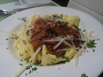 Rezept: Ragù alla Bolognese