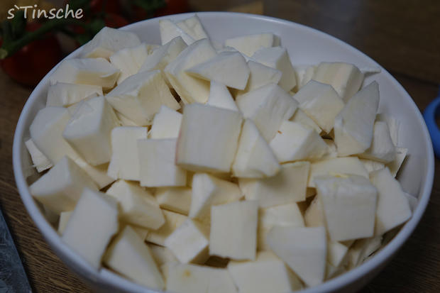 Maniok-Süßkartoffel-Kochbananencurry - Rezept - Bild Nr. 7754