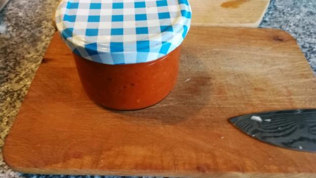 SCHARFES CHICKEN DOPPELT GECHILLT - Rezept - Bild Nr. 7755