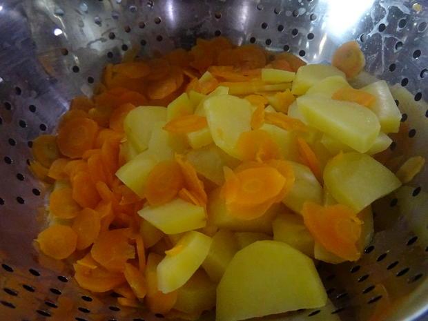 Kartoffel-Möhren-Auflauf mit Kasseler - Rezept - Bild Nr. 7760
