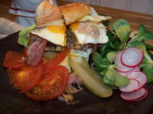 "Uschi,s ,,doppel Hopser Burger""kochbar Challenge 2.0(März 2019) - Rezept - Bild Nr. 7754"