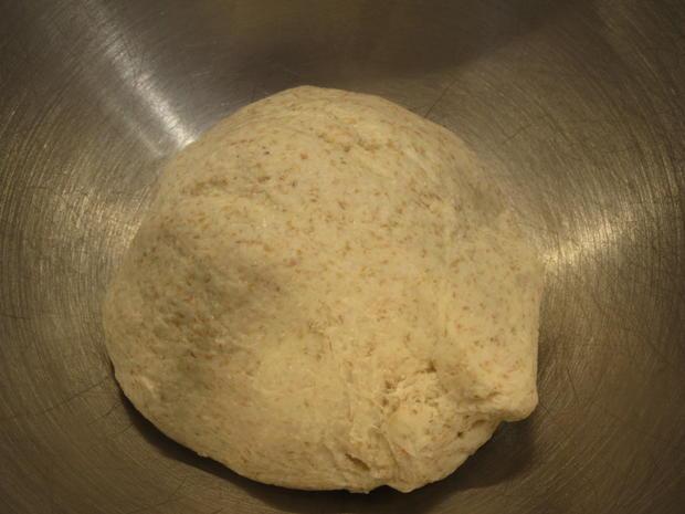Pikantes Backen: Dinkelfladen mit Mohn oder grobem Salz - Rezept - Bild Nr. 5