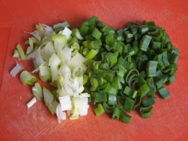 Gebratener Gemüse-Eier-Reis - Rezept - Bild Nr. 7760