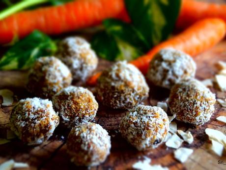 Snack: Karotten-Energy-Balls - Rezept - Bild Nr. 2
