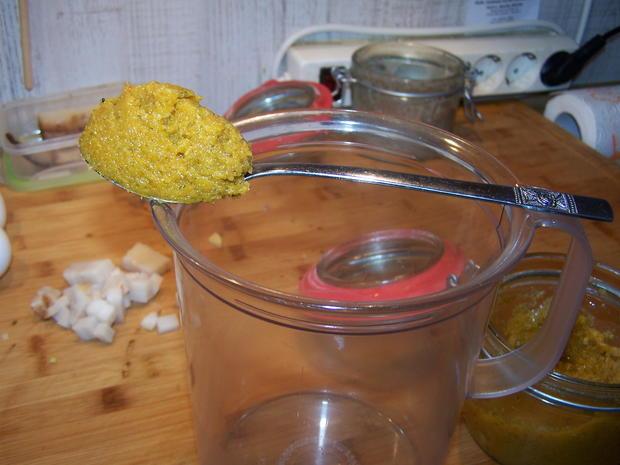 Kartoffelsuppe mit Einlage und Beilage - Rezept - Bild Nr. 7790