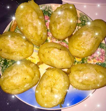 Kartoffeln mit Grappa - Rezept - Bild Nr. 7784