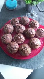 Amarena Schoko Muffins - Rezept - Bild Nr. 7784