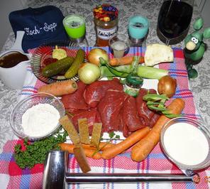 Tante Ernas Schlemmerrouladen - Rezept - Bild Nr. 7787