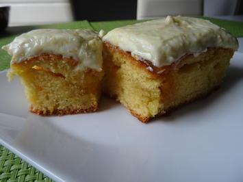 Orange-Poke-Cake - Rezept - Bild Nr. 7788