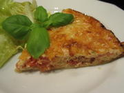 Pikantes Backen: Tomatenkuchen - Rezept - Bild Nr. 7793