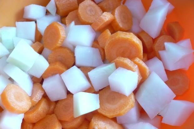 Hackfleisch - Karotten - Auflauf - Rezept - Bild Nr. 7788