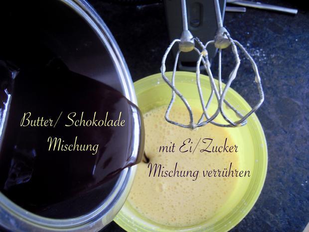 Silvia`s blitzschnelle Schokoküchlein - Rezept - Bild Nr. 7811