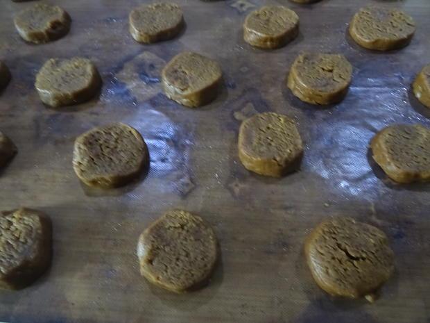 Erdnussbutter-Cookies - Rezept - Bild Nr. 3