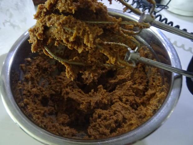 Erdnussbutter-Cookies - Rezept - Bild Nr. 4