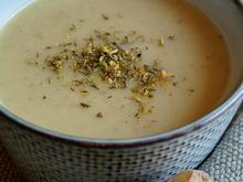 Spargel-Topinambur-Suppe - Rezept - Bild Nr. 2