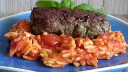 Rindfleisch - Bifteki - Rezept - Bild Nr. 7827