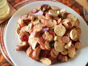 Bayrischer Brez'n Salat - Rezept - Bild Nr. 7827