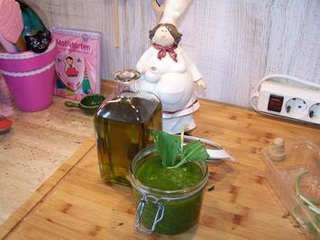 Bärlauch-Pesto - Rezept - Bild Nr. 7827