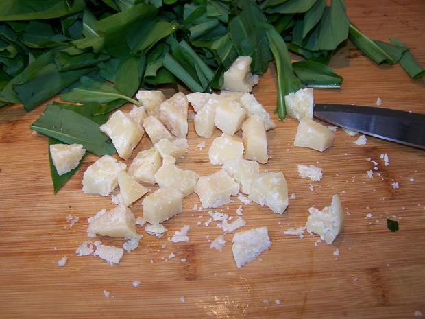 Bärlauch-Pesto - Rezept - Bild Nr. 7832