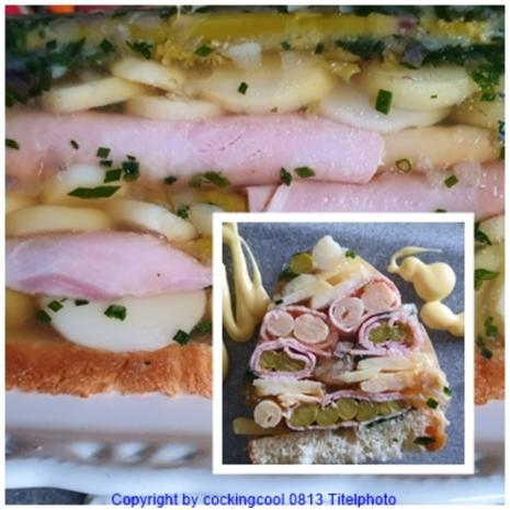 Spargel grün u. weiss- Kartoffel- und Sosse = kochbar Challenge 3.0 (April 2019) - Rezept - Bild Nr. 7828