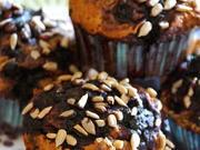 Blaubeer-Sonnenblumenkern-Muffins - Rezept - Bild Nr. 2