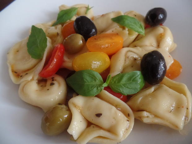 Tortelloni-Salat - Rezept - Bild Nr. 7843