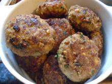 Herzhafte Rindfleischbuletten mit Champignons - Rezept - Bild Nr. 6