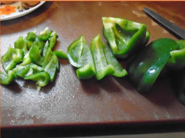 Rotes Thai Curry im Wok - Rezept - Bild Nr. 7880
