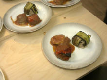 Köfte mit Tomaten-Rotwein-Sauce - Rezept - Bild Nr. 2