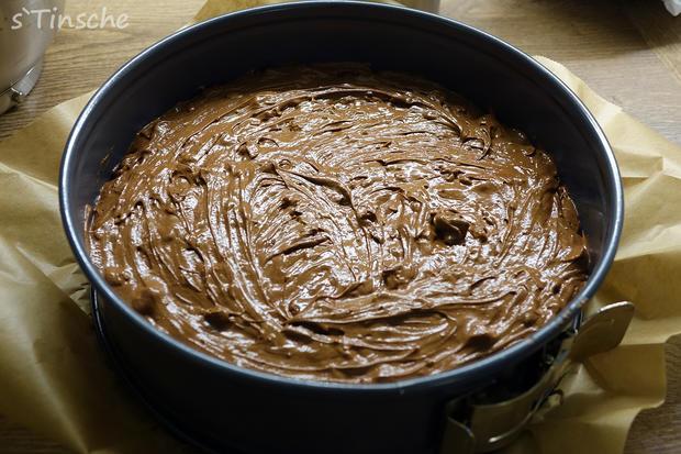 Schoko-Brownie-Kuchen - Rezept - Bild Nr. 7906