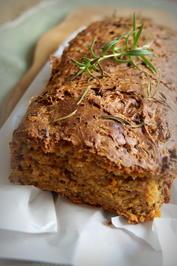 Pikantes Süßkartoffel-Feta-Brot - Rezept - Bild Nr. 2