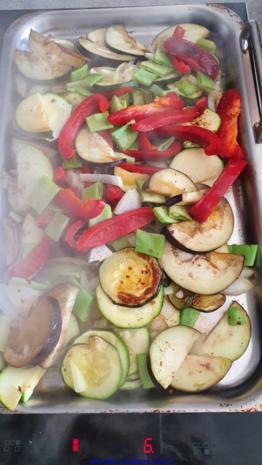Gemüsepfanne mit viel Aroma - Rezept - Bild Nr. 7907