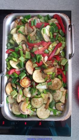 Gemüsepfanne mit viel Aroma - Rezept - Bild Nr. 7909