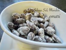 Schnee - Salz - Mandeln - Rezept - Bild Nr. 8103