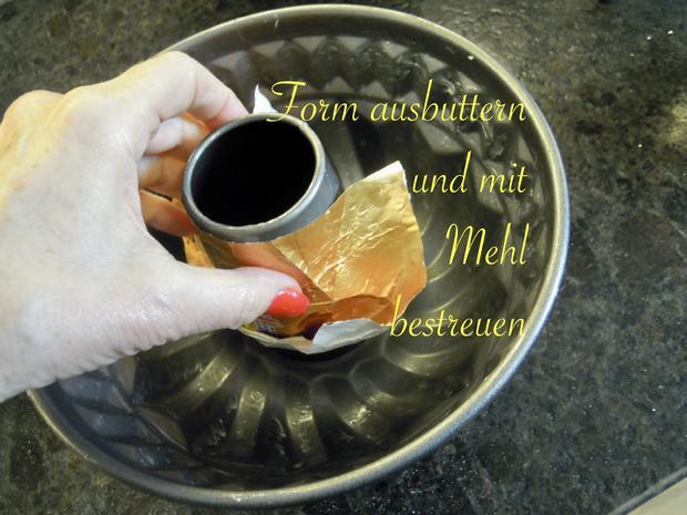 Briosche Gugelhupf - ein Ostergruß an meine Kochfreunde - Rezept - Bild Nr. 7946