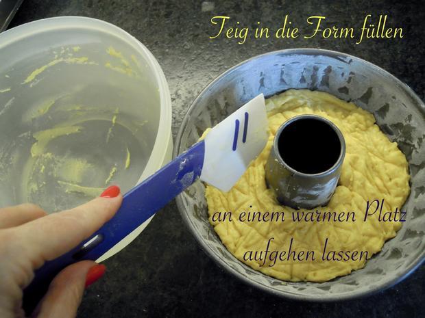 Briosche Gugelhupf - ein Ostergruß an meine Kochfreunde - Rezept - Bild Nr. 7949