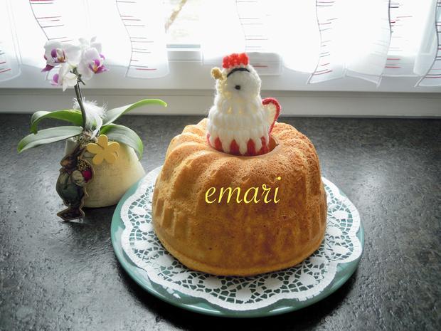Briosche Gugelhupf - ein Ostergruß an meine Kochfreunde - Rezept - Bild Nr. 7943