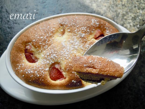 Erdbeer Marzipan Auflauf - Rezept - Bild Nr. 7954
